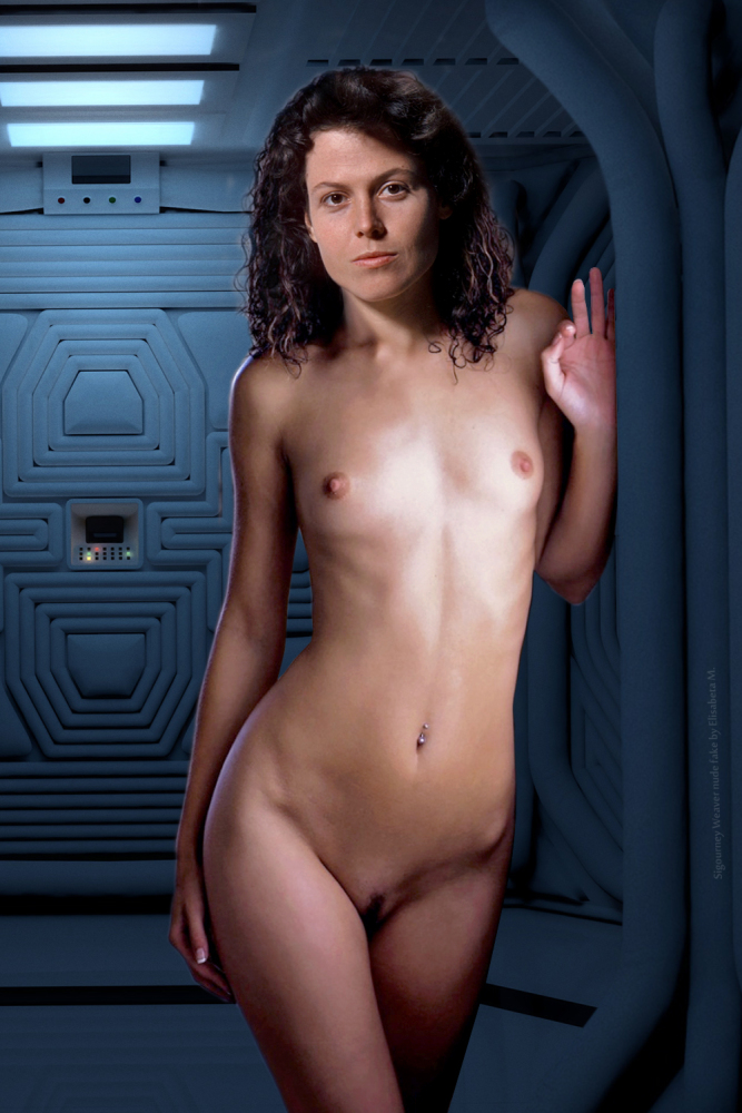 Sigorney Weaver Nude Banned Sex Tapes