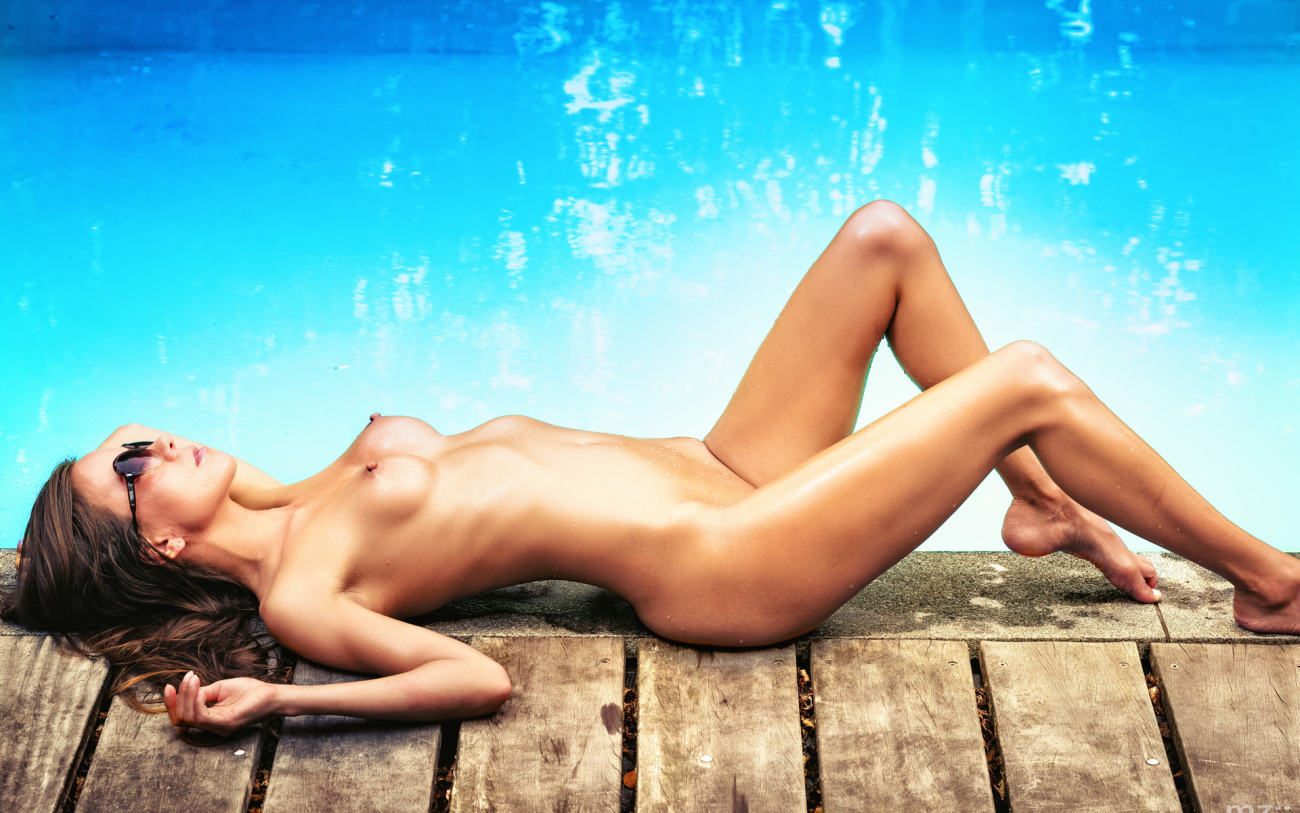 Magnificent covers girl naked suntanned images, stock photos vectors